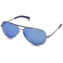 Gafas De Sol Dolce & Gabbana 0dg Lente Azul Marco Gunmetal