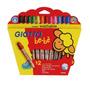 Lapices De Colores Giotto Bebe - 12 Colores (no Crayola)