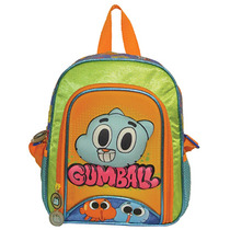 Lonchera Original Infantil Niño Naranja Gumball Cn Atm