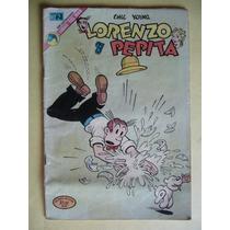 Novaro Lorenzo Y Pepita Nº 400 De 1973
