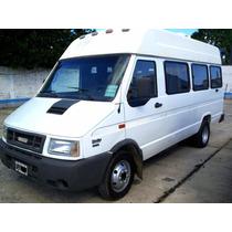 Minibus Iveco Daily 15 Asientos C/aire 2006 Muy Buena!!