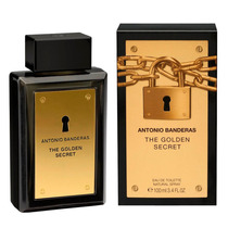 Perfume Antonio Bandeiras 100ml The Golden Secret Original