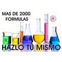 Elabora Productos De Limpieza - 2000 Formulas Quimicas