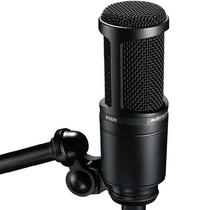 Microfone At2020 - Não É M-audio Nova, C03, Mxl990 Nt1 Nt2