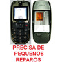 Oaa 04k Celular Nokia 2600 Desbloq 900 1800 Sem Carregador .