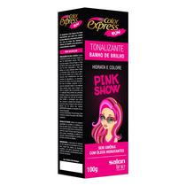 Tonalizante Color Express Fun Pink Show 100g Salon Line