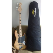 Contrabaixo Jazz Bass Sx Vintage Series --- Giannini Tagima