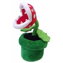 Planta Piraña - Super Mario 9