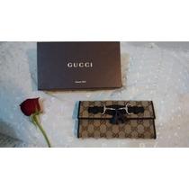 Cartera Gucci Para Dama Nueva Original