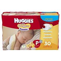 Huggies Little Snugglers Bebé Pañales De Bebés Prematuros Ta