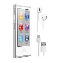 Ipod Nano 16gb - Novo - Geracao 7 - Prata - Lacrado - Novo