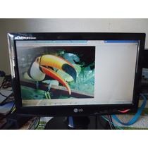 Monitor Lcd 16 Wide Diversas Marcas