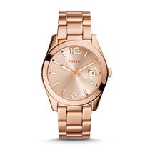 Reloj Fossil Es3587 Oro Rosa 100% Original **envio Gratis**