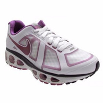 Nike Tênis Air Max Triade 2+ Branco Pink - Original - Cf