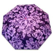 Paraguas De Dama Jean Cartier Automatico Reforzado !!!