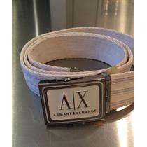 Cinturón De Mujer Armani Exchange - Talle M