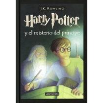 Libro Harry Potter Y El Misterio Del Príncipe
