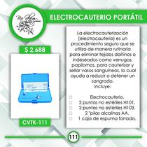 Electrocauterio Portatil