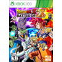 Dragon Ball Z Battle Of Z Português Mídia Física Xbox 360