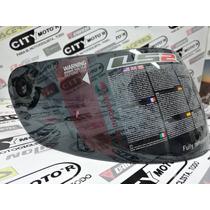 Visor Espejado - Polarizado Ls2 Ff350 Ff369 - City Motor