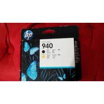 Cabeça De Impressão Hp940 C4900a 8000 8500 Black/yellow