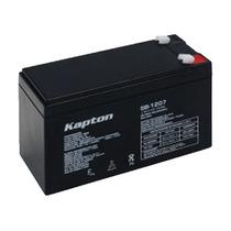 Bateria Recargable De Acido Sellada De 12 Vcc 7 Amp Kapton