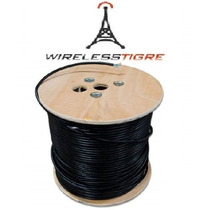Cable Ftp Exterior Puro Cobre! Doble Vaina Pantalla Descarga