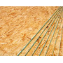 Placa Osb Fenolico 9,5mm 1,22 X 2,44 Mts, Steel Framing