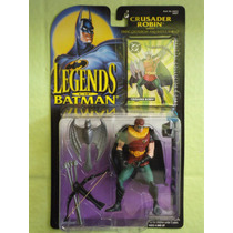 Crusader Robin Legends Of Batman Kenner