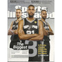 Sports Illustraded: Manu Ginobili / Tim Duncan & Tony Parker