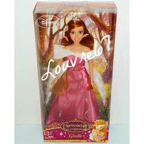 Giselle Disney Princesa Encantada Enchanted Louvre67