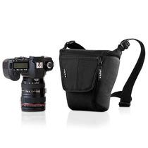 Bolsa Case Alhva Promo 3 P/ Câmeras Fotografica Nikon Canon
