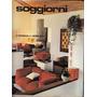 Diseño Decoracion Vintage Libro Sobre Sillones 1975 Italia