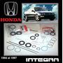 Integra 1994 1997 Kit Cajetin Direccion Hidra Original Honda