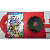 Super Mario 3d World - Nintendo Wii U - Usado Perfeito
