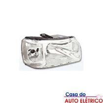 Farol Principal Ate Lado Direito Fiat Uno 2005 A 2012