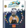 Figuritas Fútbol Copa América 2011 Panini Repes Llená Álbum