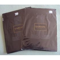 Medias Pantalon-lanvin-paris Set 2 Pares