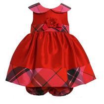 Vestido Bonnie Baby Tamanho 12 Meses (veste 6) Promoção!