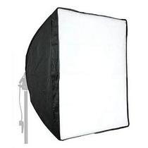 Softbox Flash Estúdio Fotografico 45x45cm Encaixe Universal