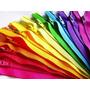 Cierres De Campera Desmontable Plastico #5 De 80cm X 100 U
