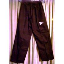 Pantalon Joggin Cacharel,negro, T Medium, A Estrenar!