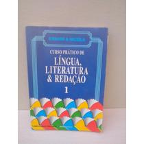 Curso Prático Língua Literat Redação Ernani Nicola Professor