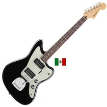 Fender Jazzmaster Blacktop Mexico - Envío Gratis!!!