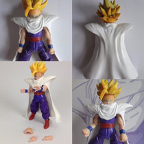 Gohan Sayajin 2 Dragon Ball Z Boneco Articulado Dbz Kai