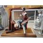 Extraordinaria Figura Pintor Capodimonte El Pintor Perfecto