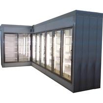 Camaras De Refrigeracion 8 Puertas, Compacta