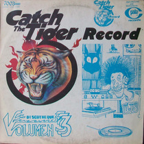 Pato C - Catch The Tiger Vol.3 Disco Vinilo Lp Variado