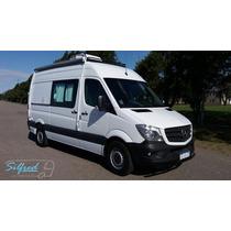 Silfred Motorhome --equipamiento Sprinter 415 Linea 2016