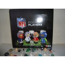 Pocket Players Nfl (legos) Colección Completa 32 Equipos